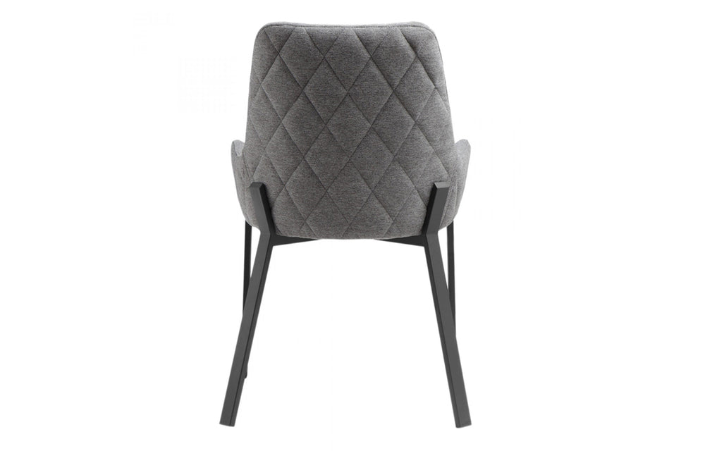 Fete Dining Chair - Grey