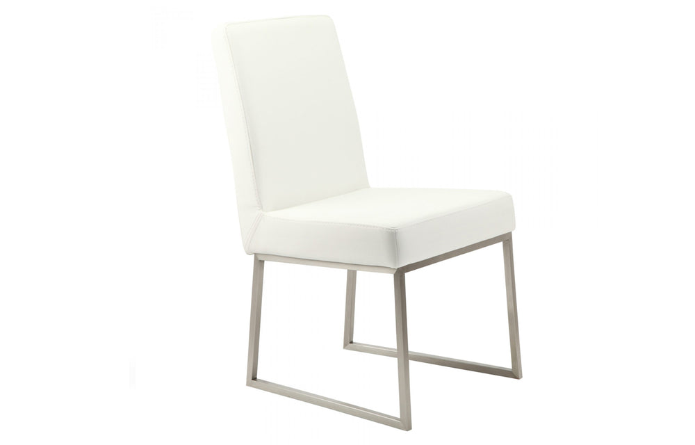 Gala Dining Chair - White