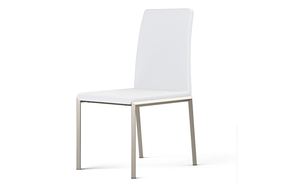 Social Dining Chair - White