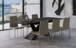 Virtuoso Extension Dining Table - All Black