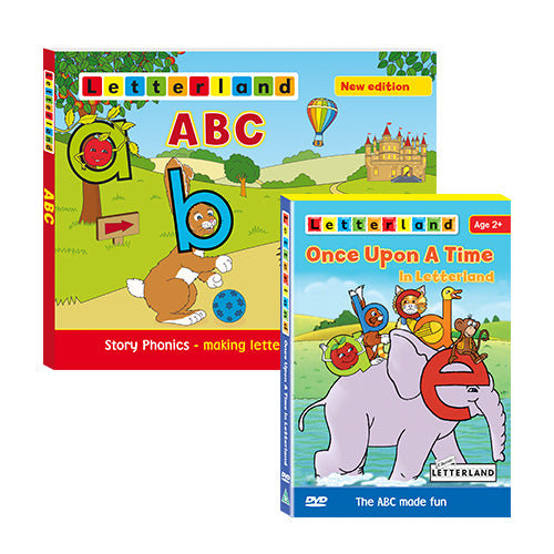 ABC DVD Pack