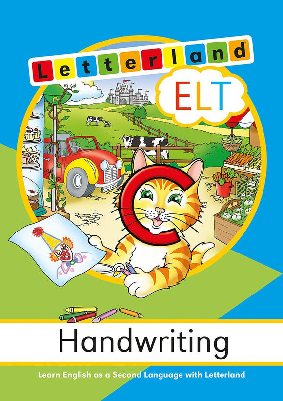 ELT Handwriting Book