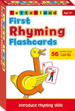 First Rhyming Flashcards