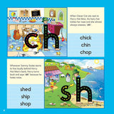 Phonics Touch & Spell