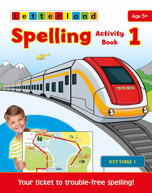 Spelling Activity Book 1