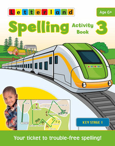 Spelling Activity Book 3