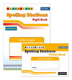 Spelling Stations 1 Pupil Pack