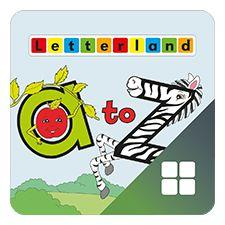 Letterland A-Z Stories Apps