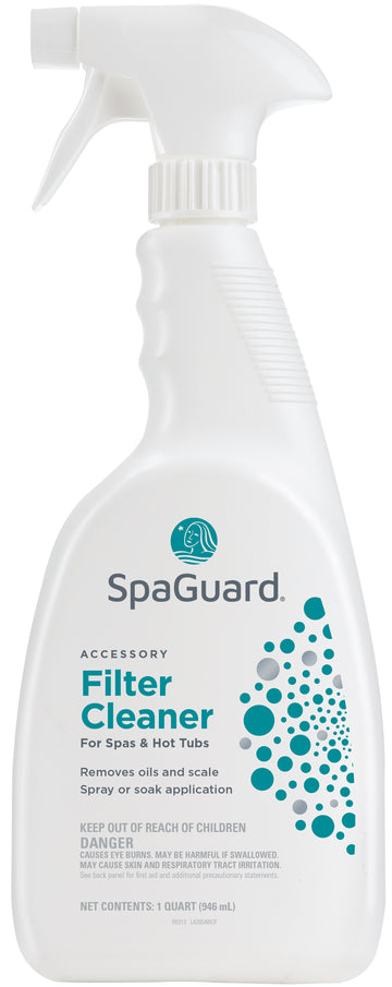 Filter Cleaner (1 quart)