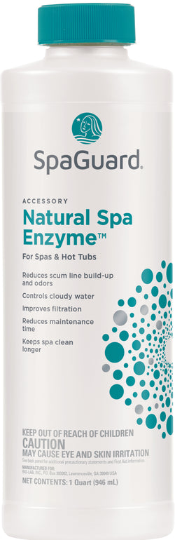 Natural Spa Enzyme (1 quart)