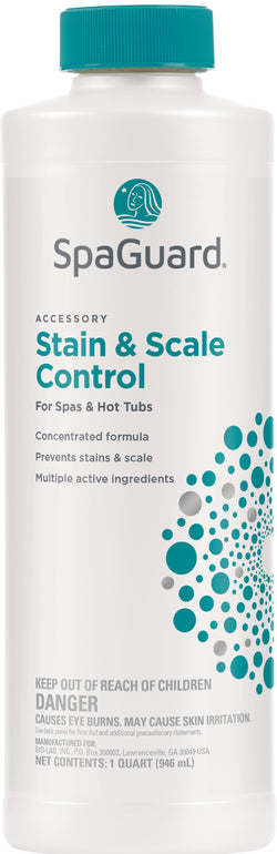 Stain & Scale Control (1 quart)