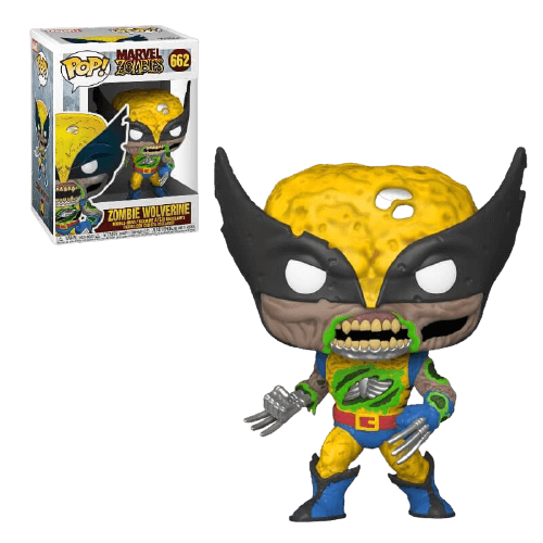 Marvel Zombies - Wolverine Glow  Pop! Vinyl