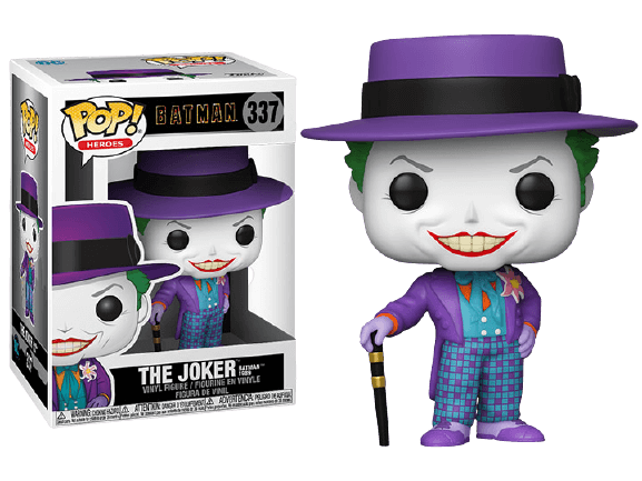 Batman (1989) - The Joker Pop! Vinyl