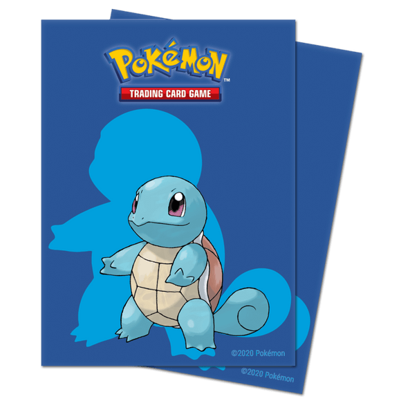ULTRA PRO Pokémon - Deck Protector Sleeve- Squirtle