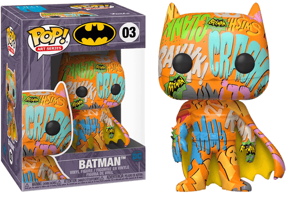 Batman - Batman #3 (Artist)  Pop! Vinyl with Protector