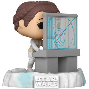 Star Wars - Leia  Pop! Deluxe Diorama