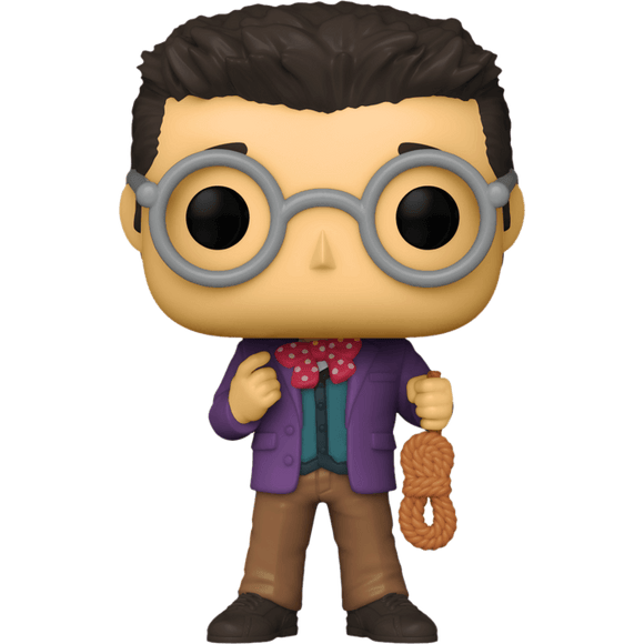 Clue - Professor Plum with Rope Pop! Vinyl