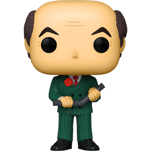 Clue - Mr Green with Lead Pipe Pop! Vinyl