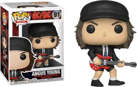 Prolectables - AC/DC - Angus Young Pop! Vinyl