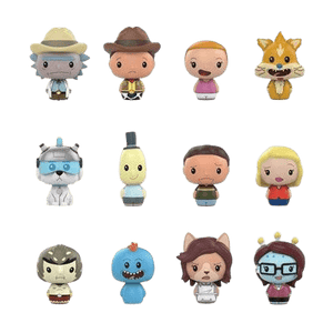 Rick and Morty - Pint Size Heroes (Target)