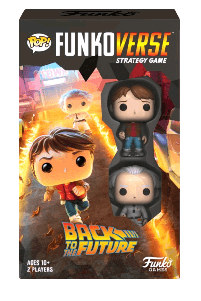 Funkoverse - Back to the Future 100 2-pack Expandalone Game