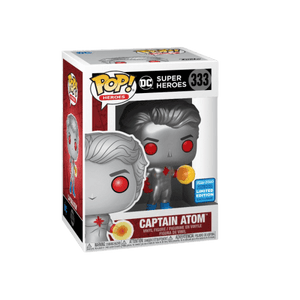 DC Comics - Captain Atom  Pop! Vinyl