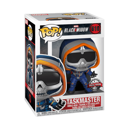 Black Widow - Taskmaster with Claws Pop! Vinyl