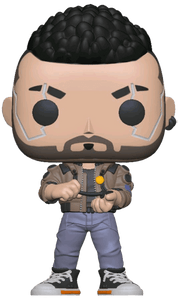 Cyberpunk 2077 - V-Male Pop! Vinyl