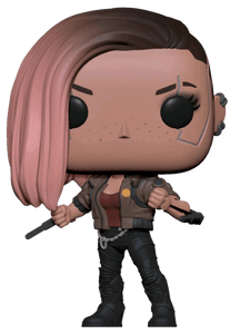Cyberpunk 2077 - V-Female Pop! Vinyl