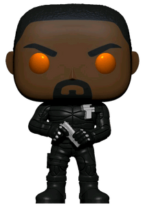 Fast & Furious: Hobbs & Shaw - Brixton Orange Eyes Pop! Vinyl