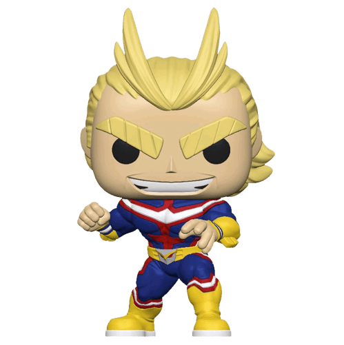 My Hero Academia - All Might 10