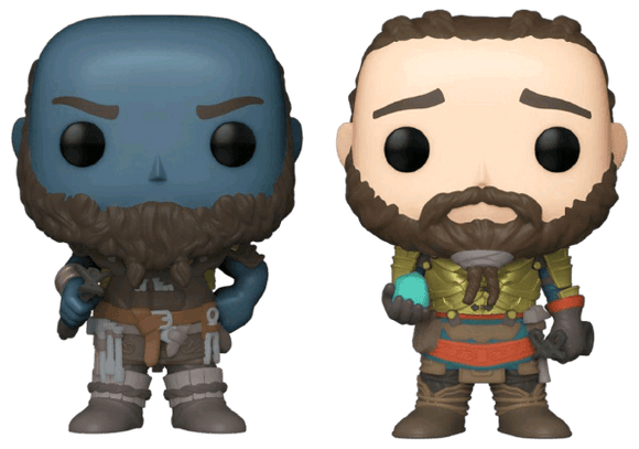 God of War - Broc & Sindri  Pop! Vinyl 2-pack