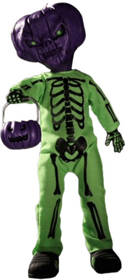 Prolectables - Living Dead Dolls - Jack O'Lantern (Purple/Green)
