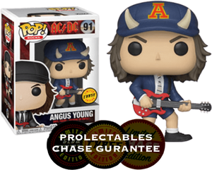 AC/DC - Angus Young Chase Bundle
