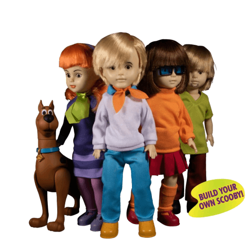 LDD Presents - Scooby Doo Velma & Fred