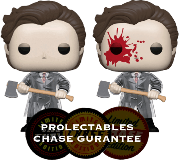 American Psycho - Patrick with Axe Chase Bundle