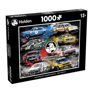Holden - Legends 1000 piece Jigsaw Puzzle