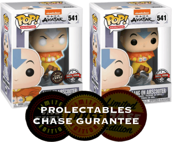 The Last Airbender - Aang on Bubble Chase Bundle