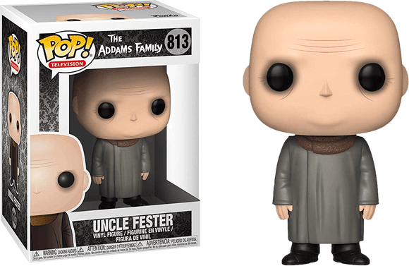 The Addams Family - Uncle Fester Pop! Vinyl