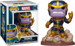 "Marvel - Thanos Infinity Saga Metallic 6"" Deluxe Pop! Vinyl"