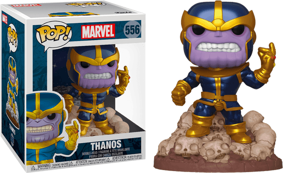 Marvel - Thanos Infinity Saga Metallic 6