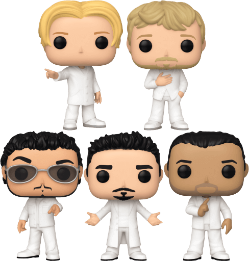 Backstreet Boys - Backstreet Boys Pop! Vinyl Bundle