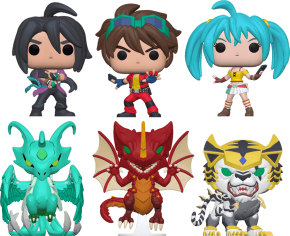 Bakugan - Funko Fair Bundle