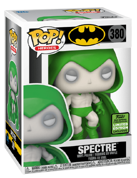 Batman - ECCC Spectre Pop! Vinyl