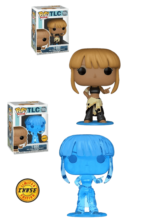 TLC - T-Boz Chase Bundle