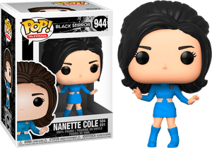 Black Mirror - Nanette Cole Pop! Vinyl