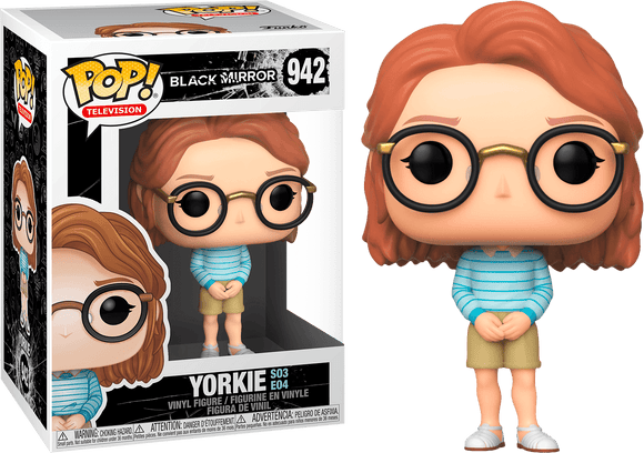 Black Mirror - Yorkie Pop! Vinyl