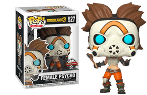Borderlands 3 - Female Psycho Pop! Vinyl