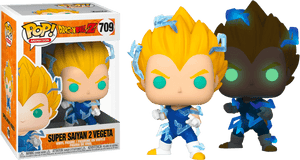 Dragon Ball Z - Vegeta Super Saiyan 2 Pop! Vinyl