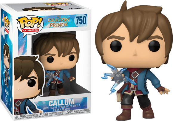 Dragon Prince - Callum Pop! Vinyl